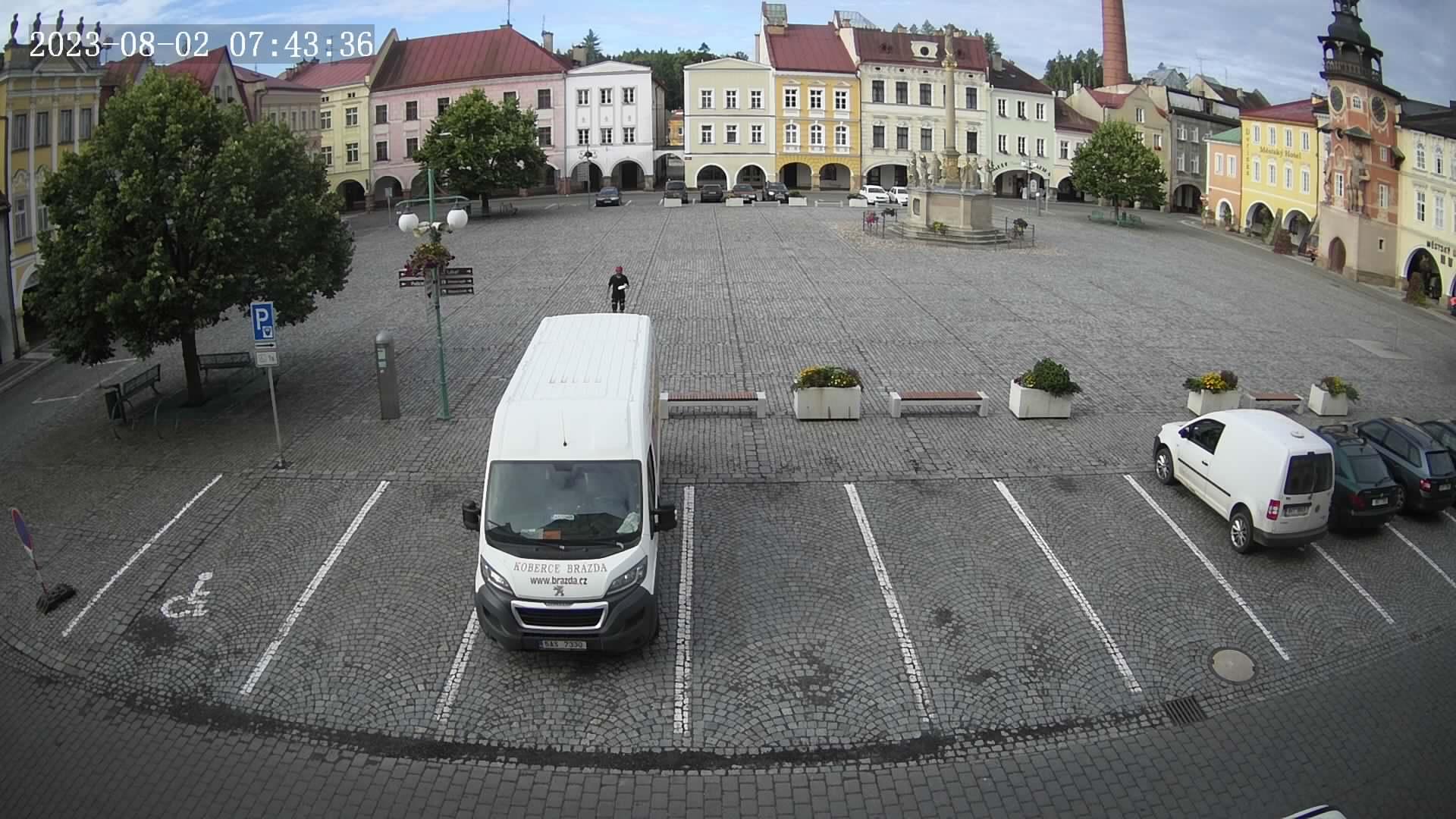 Webcam - Hostinné
